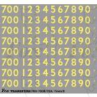 Cabside numbering for Britannia Class