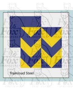 Trainload Steel - STICKER