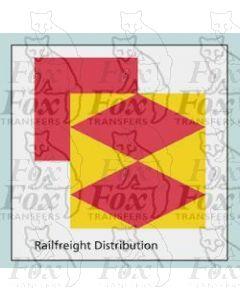 Railfreight Distribution - STICKER