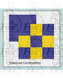Trainload Construction  - STICKER
