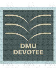 DMU Devotee - STICKER
