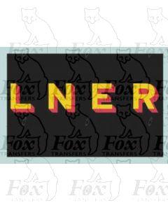 LNER - STICKER