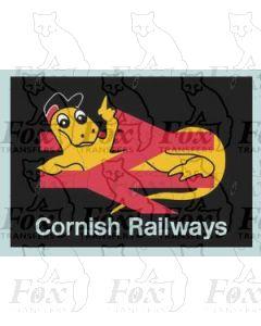 Cornish Railways - STICKER