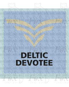 Deltic Devotee - STICKER