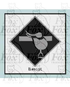 Bescot  - STICKER