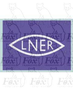 LNER Eye - STICKER