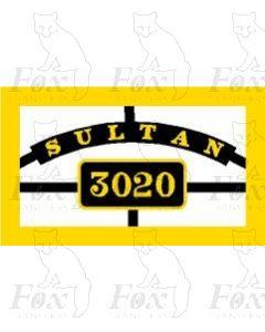 3020 SULTAN
