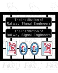 37411 The Institution of Railway Signal Engineers