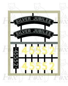 45552  SILVER JUBILEE