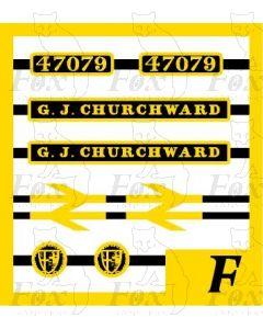 47079 G J CHURCHWARD