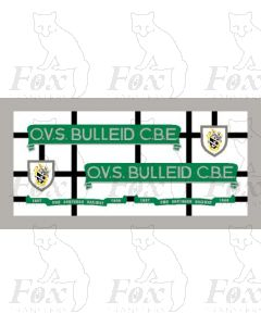 73128 OVS BULLEID CBE (Dutch Grey/Yellow Livery)