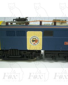 Liverpool - Manchester 150 Panels for Class 86 locos (Digital Crest)