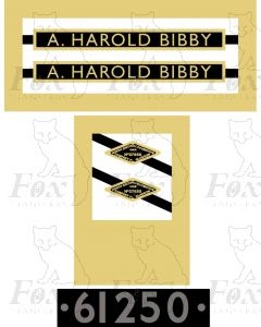 61250  A. HAROLD BIBBY