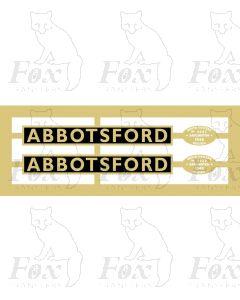 60141  ABBOTSFORD