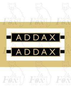 61024  ADDAX