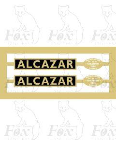 60136  ALCAZAR