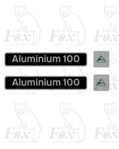 37410 Aluminium 100