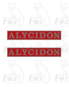 D9009 ALYCIDON