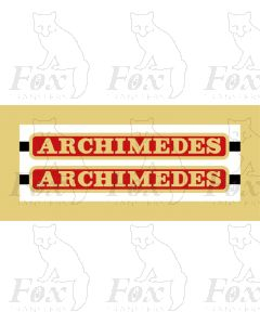 26046 ARCHIMEDES