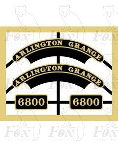6800 ARLINGTON GRANGE