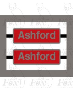 92030 Ashford