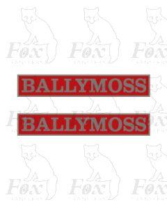 55018 BALLYMOSS