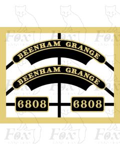 6808 BEENHAM GRANGE