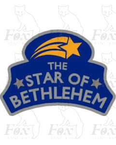 Headboard - STAR OF BETHLEHAM