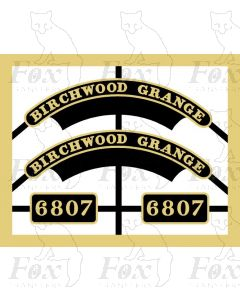 6807 BIRCHWOOD GRANGE