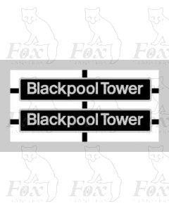 37407 Blackpool Tower
