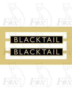 61038  BLACKTAIL