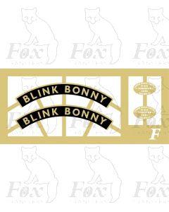 2550  BLINK BONNY