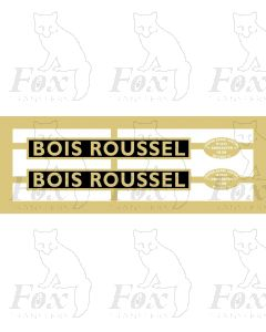 60117  BOIS ROUSSEL