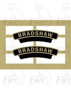 5518  BRADSHAW