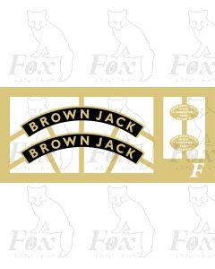 2508  BROWN JACK