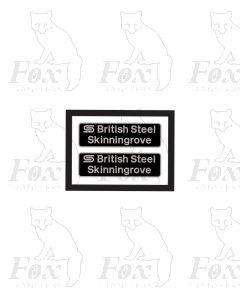 37506 British Steel Skinningrove