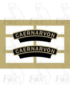 45515  CAERNARVON