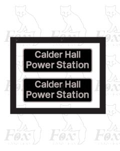 31130 Calder Hall Power Station