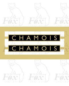 1029  CHAMOIS