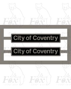 86209 City of Coventry