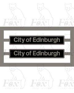 43104 City of Edinburgh