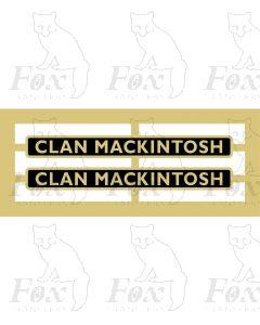72007  CLAN MACKINTOSH