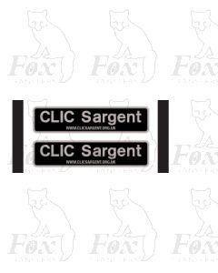 60087 CLIC Sargent WWW.CLICSARGENT.ORG.UK
