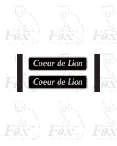87012 Coeur de Lion (Virgin style)