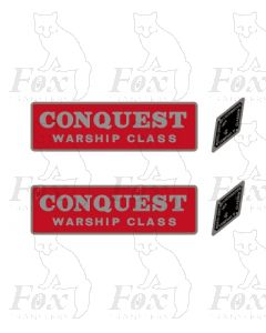 D603 CONQUEST