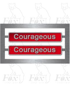 50032 Courageous