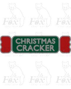 FESTIVE CHRISTMAS CRACKER HEADBOARD