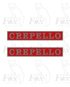 D9012 CREPELLO
