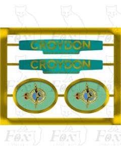 21C156 CROYDON