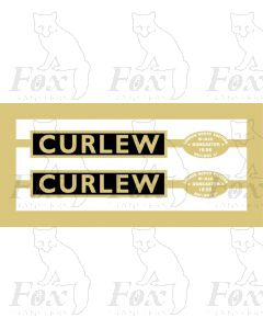 60122  CURLEW